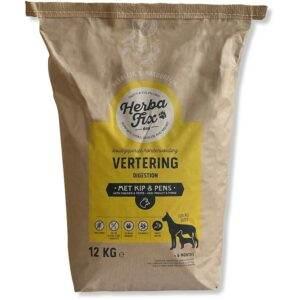herbafix vertering hondenvoeding